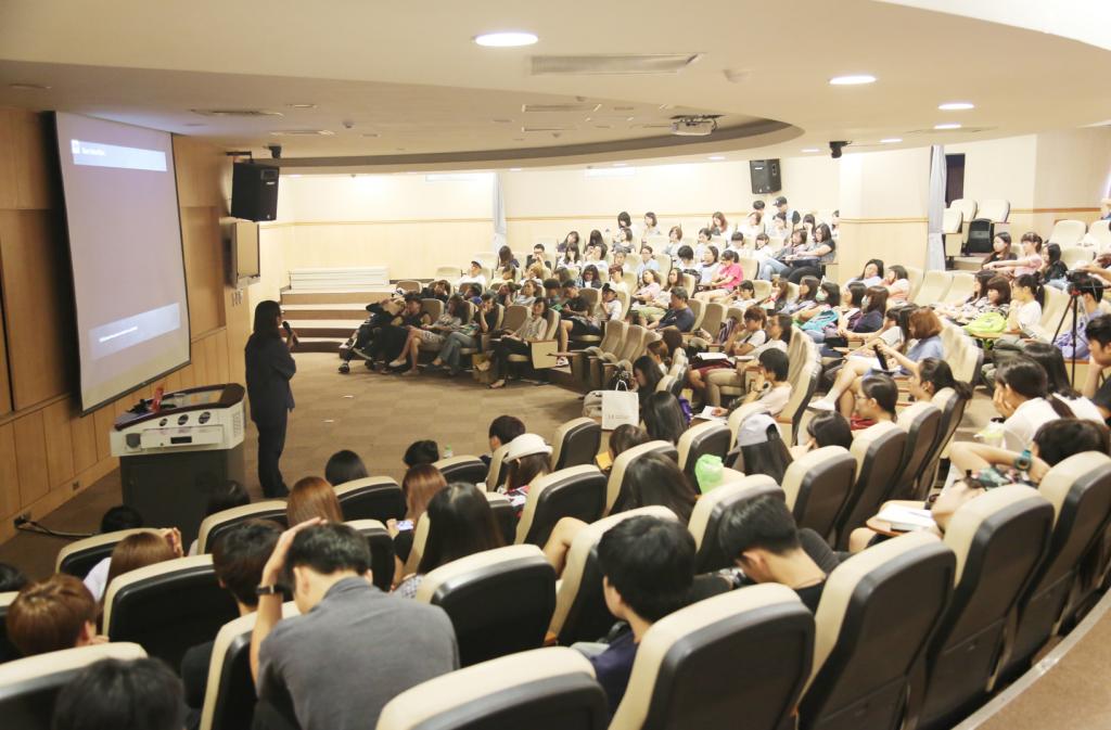 2014.9.23中國科技大學 台北校區